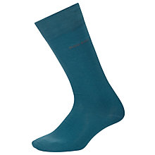 Buy BOSS Marc Plain Socks Online at johnlewis.com