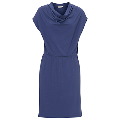 Betty & Co. Cap Sleeved Dress, Crown Blue