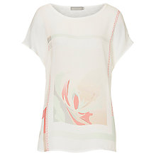 Buy Betty & Co. Oversized Printed Top, Multi Online at johnlewis.com