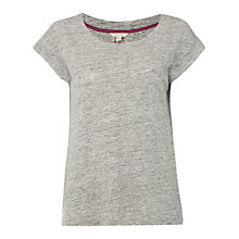 Buy White Stuff Palma Island Jersey Linen Tee Online at johnlewis.com