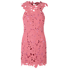 Buy True Decadence Lace Crochet Bodycon Dress Online at johnlewis.com