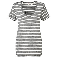 Buy Levi's The Perfect Stripe Jersey T-Shirt Online at johnlewis.com