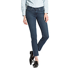 Buy Levi's 712 Mid Rise Slim Jeans, Best Coast Online at johnlewis.com
