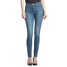 Buy Levi's 721 High Rise Skinny Jeans, Surplus Tint Online at johnlewis.com
