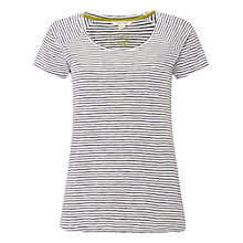 Buy White Stuff Willow Stripe Jersey T-Shirt, Navy Online at johnlewis.com
