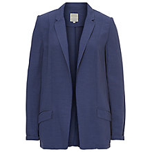 Buy Betty & Co. Unlined Summer Jacket, Crown Blue Online at johnlewis.com