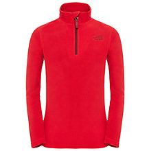 Buy The North Face Children's Glacier Pullover Fleece Online at johnlewis.com