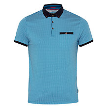 Buy Ted Baker Poptop Polo Shirt Online at johnlewis.com