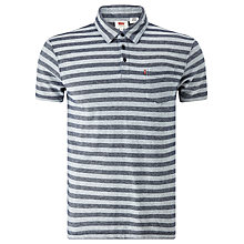 Buy Levi's Sunset Tonal Pocket Polo Shirt Online at johnlewis.com