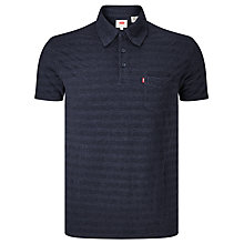 Buy Levi's Sunset Stripe Polo T-Shirt Online at johnlewis.com