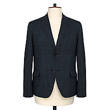 Buy Thomas Pink Dayton Reversible Blazer, Navy/Black Online at johnlewis.com