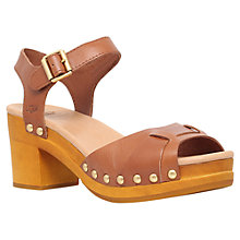 Buy UGG Janie Block Heeled Sandals Online at johnlewis.com