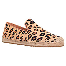 Buy UGG Sandrinne Espadrilles, Brown/Other Online at johnlewis.com