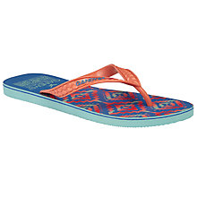 Buy Gandys for John Lewis Aztec Flip Flops Online at johnlewis.com