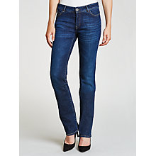 Buy Weekend MaxMara Civada Slim Leg Jeans, Midnight Blue Online at johnlewis.com
