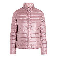 Buy Weekend MaxMara Clair Reversible Quilted Down Jacket Online at johnlewis.com