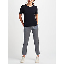 Buy Weekend MaxMara Favella Jumper, Ultramarine Online at johnlewis.com