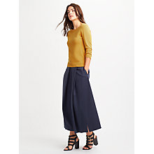 Buy Weekend MaxMara Tacito Jumper, Amber Online at johnlewis.com