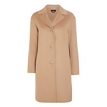 Buy Weekend MaxMara Fiorina Wool-Blend Coat Online at johnlewis.com