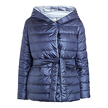 Buy Weekend MaxMara Finnici Reversible Quilted Down Jacket, Avio Online at johnlewis.com