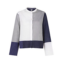 Buy Jigsaw Artisan Shirt, Multi Online at johnlewis.com