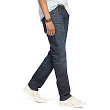 Buy Denim & Supply Ralph Lauren Tapered Jeans, Orleigh Online at johnlewis.com
