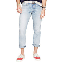 Buy Denim & Supply Ralph Lauren Slim 5 Pocket Jeans, Watts Online at johnlewis.com