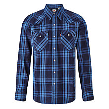 Buy Levi's Barstow Western Shirt Online at johnlewis.com