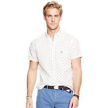 Buy Denim & Supply Ralph Lauren One Pocket Short Sleeve Shirt, Sky Star Online at johnlewis.com