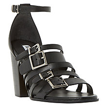 Buy Dune Jairo Multi Strap Heeled Sandals Online at johnlewis.com