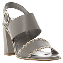 Buy Dune Jinx Block Heeled Sandals Online at johnlewis.com