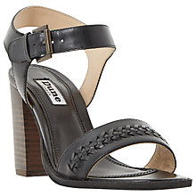 Buy Dune Ida Block Heeled Sandals Online at johnlewis.com
