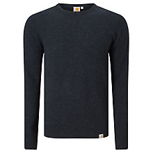 Buy Carhartt WIP Play Off Jumper, Navy Online at johnlewis.com