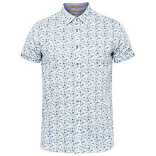 Buy Ted Baker Mannerz Short Sleeve Shirt Online at johnlewis.com