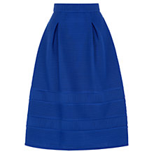 Buy Warehouse Linear Prom Skirt Online at johnlewis.com
