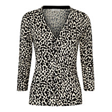Buy Hobbs Samara Cardigan, Black Pottery Online at johnlewis.com