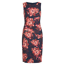 Buy Hobbs Eva Dress, Multi Online at johnlewis.com