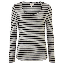 Buy East Jersey Stripe Top Online at johnlewis.com