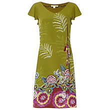 Buy White Stuff Acapulco Dress, Pickle Green Online at johnlewis.com