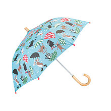 Buy Hatley Children's Raining Dogs Umbrella, Blue Online at johnlewis.com