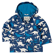 Buy Hatley Boys' Dinosaur Raincoat, Navy Online at johnlewis.com