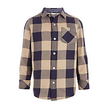 Buy John Lewis Boys' Check Shirt Online at johnlewis.com