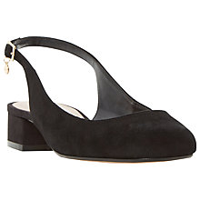 Buy Dune Coco Sling Back Court Shoes Online at johnlewis.com