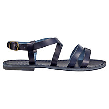 Buy Jigsaw Aubrey Multi Strap Sandals Online at johnlewis.com