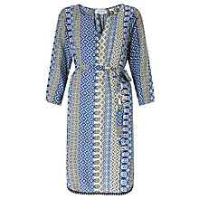 Buy Velvet Chivas Tallulah Print Dress, Multi Online at johnlewis.com