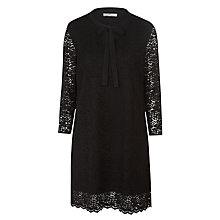Buy Marella Mirano Lace Dress, Black Online at johnlewis.com
