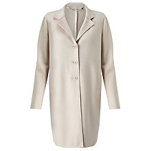 Buy Marella Improbi Classic 3-Button Wool Coat, Honey Online at johnlewis.com