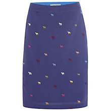 Buy White Stuff Summer Camels Skirt, Ocean Blue Online at johnlewis.com