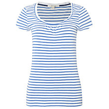 Buy White Stuff Ava Stripe Cotton T-Shirt Online at johnlewis.com