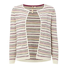 Buy White Stuff Carbis Bay Cardigan, Multi Online at johnlewis.com